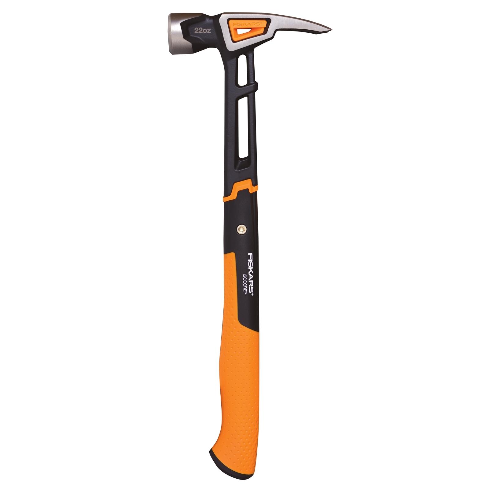 Fiskars 620g 22oz Framing Hammer