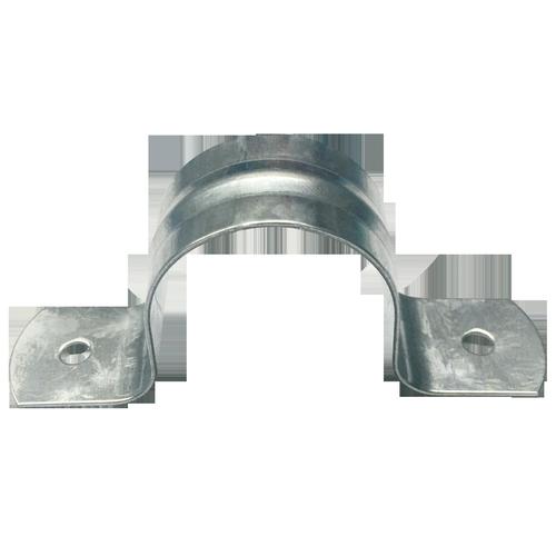 Kinetic 25mm Galvanised Saddle - 10 Pack