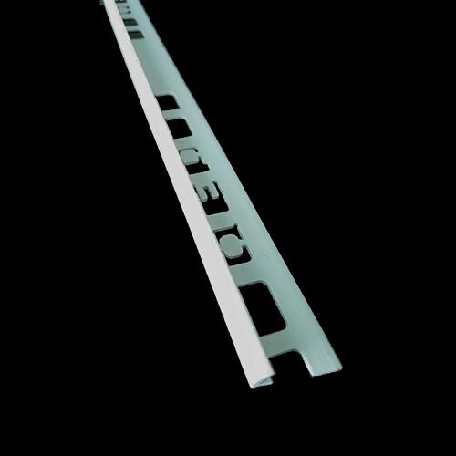 QEP Tile Trim  8mm x 2.5m White