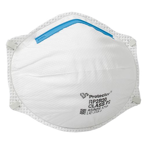 Protector Trademate Disposable Respirator - 20 Pack