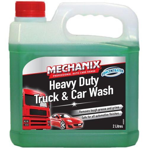 Mechanix 2L Heavy Duty Truck & Car Wash