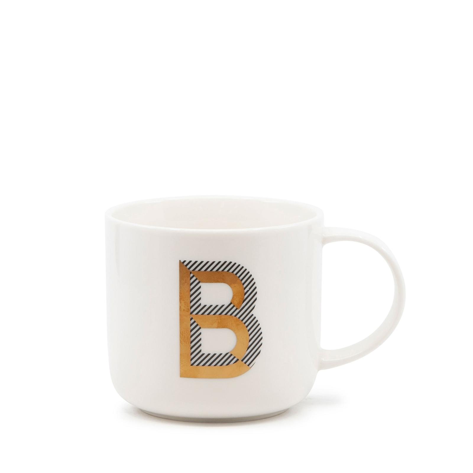 Alpha Mug - 400ml - Letter B
