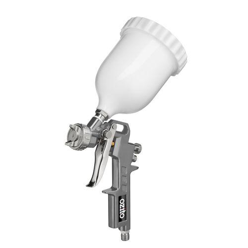 Ozito 160-240ml/min Gravity Feed Spray Gun