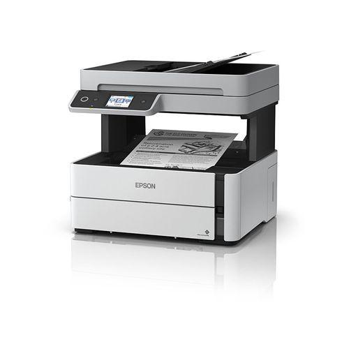 Epson EcoTank ET-M3180 A4 Mono Inkjet MFP - Print, Copy, Scan, Fax, Ethernet, Wi-Fi Direct, PCL