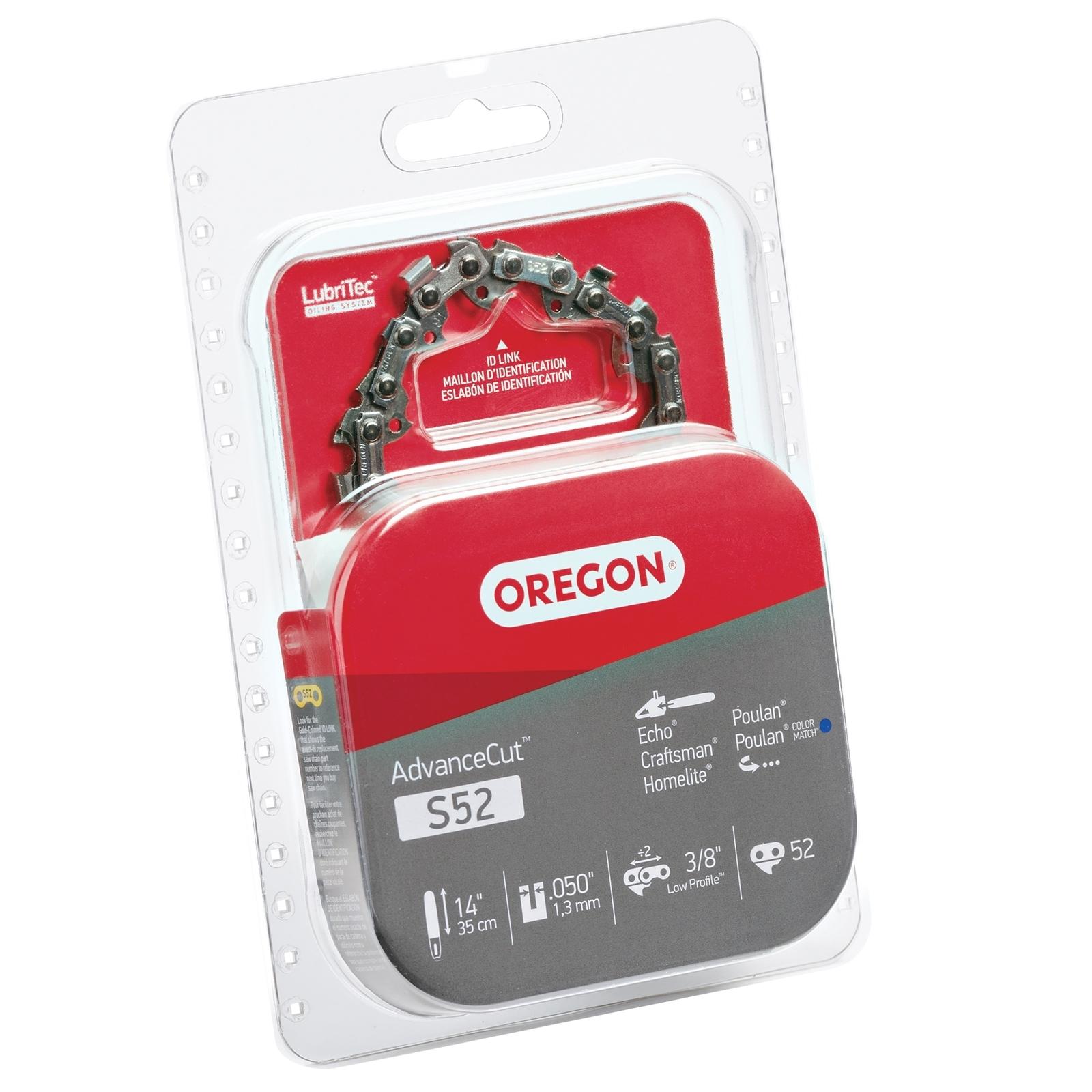 Oregon 14in 3/8lp 050 52dl S52 Chainsaw Chain