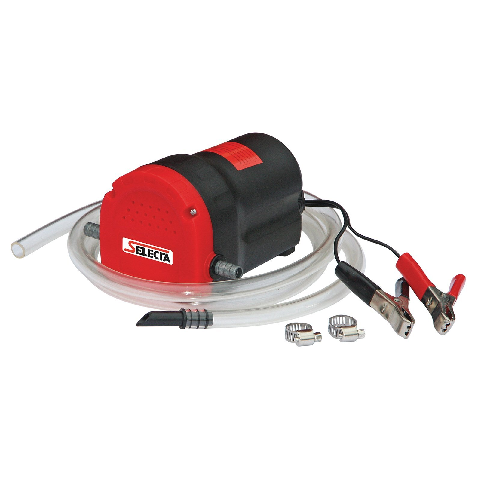 Selecta 12V Oil Change Pump Kit
