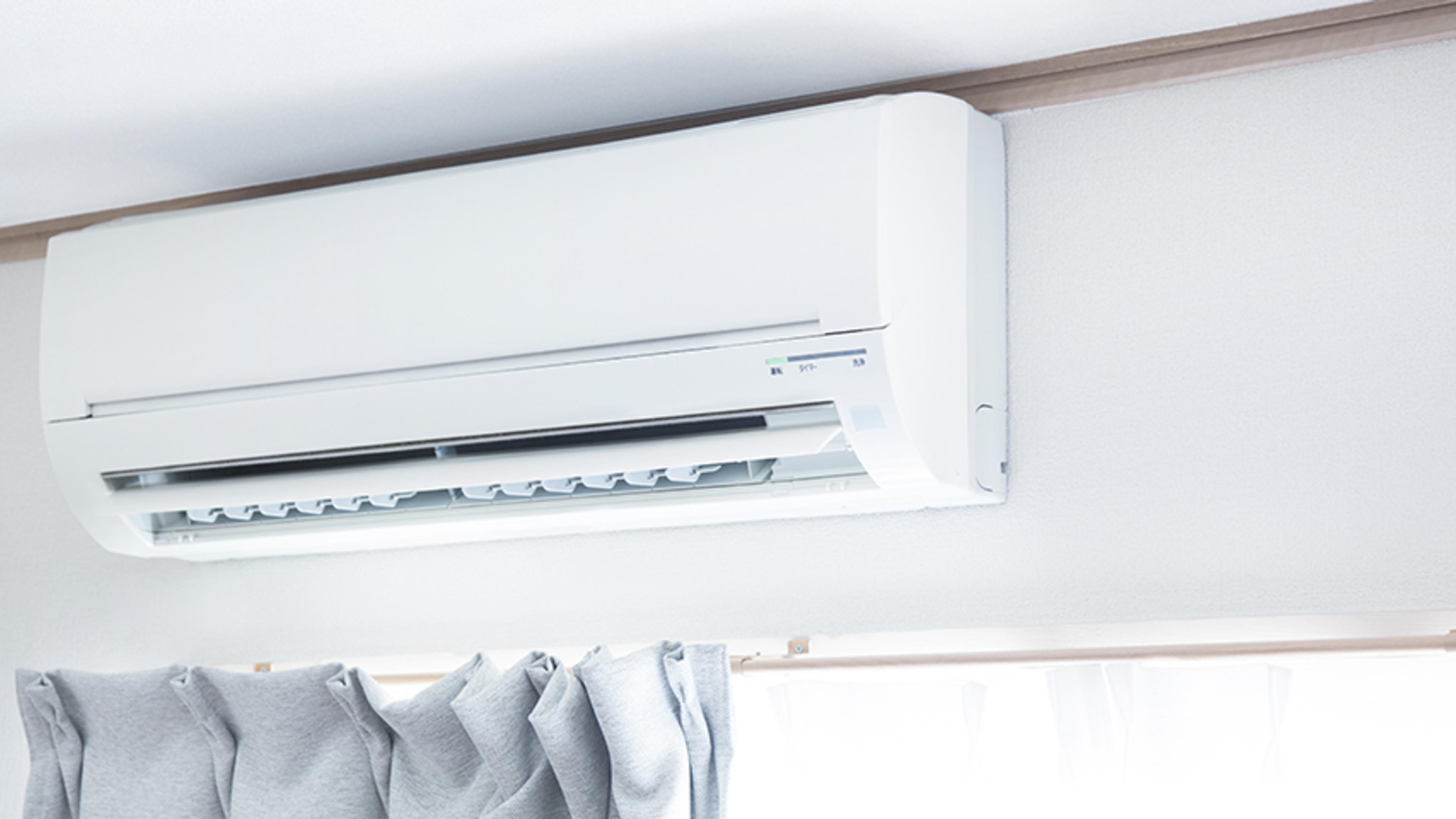 Airconditioning.