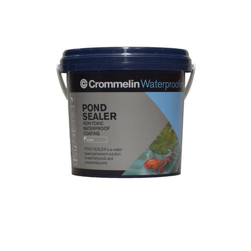 Crommelin 1L Clear Pond Sealer
