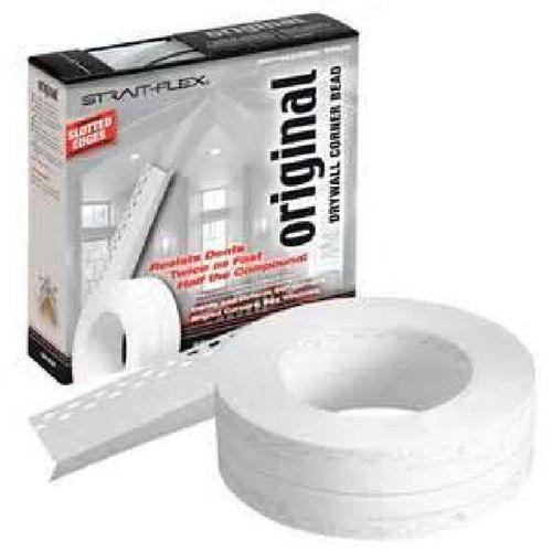 Straitflex Drywall Corner Tape 30m White