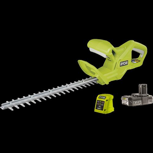 Ryobi 18V 2.0Ah Cordless Hedge Trim Kit