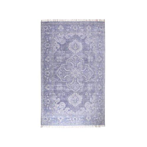 Rug Viscose Smart 200x300cm Ankara Vintage Blue