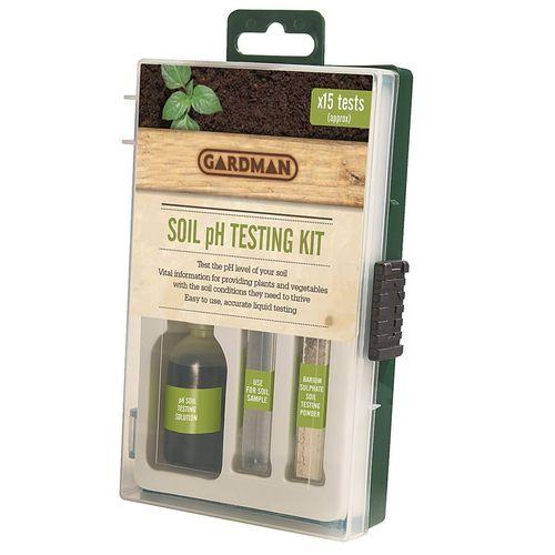 Gardman Soil pH Testing Kit