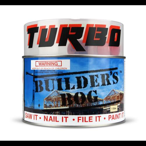 Turbo 1L Builders Bog Filler