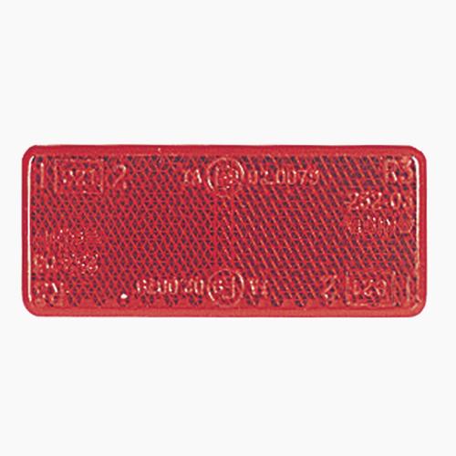 Narva 70 x 28mm Red Reflector