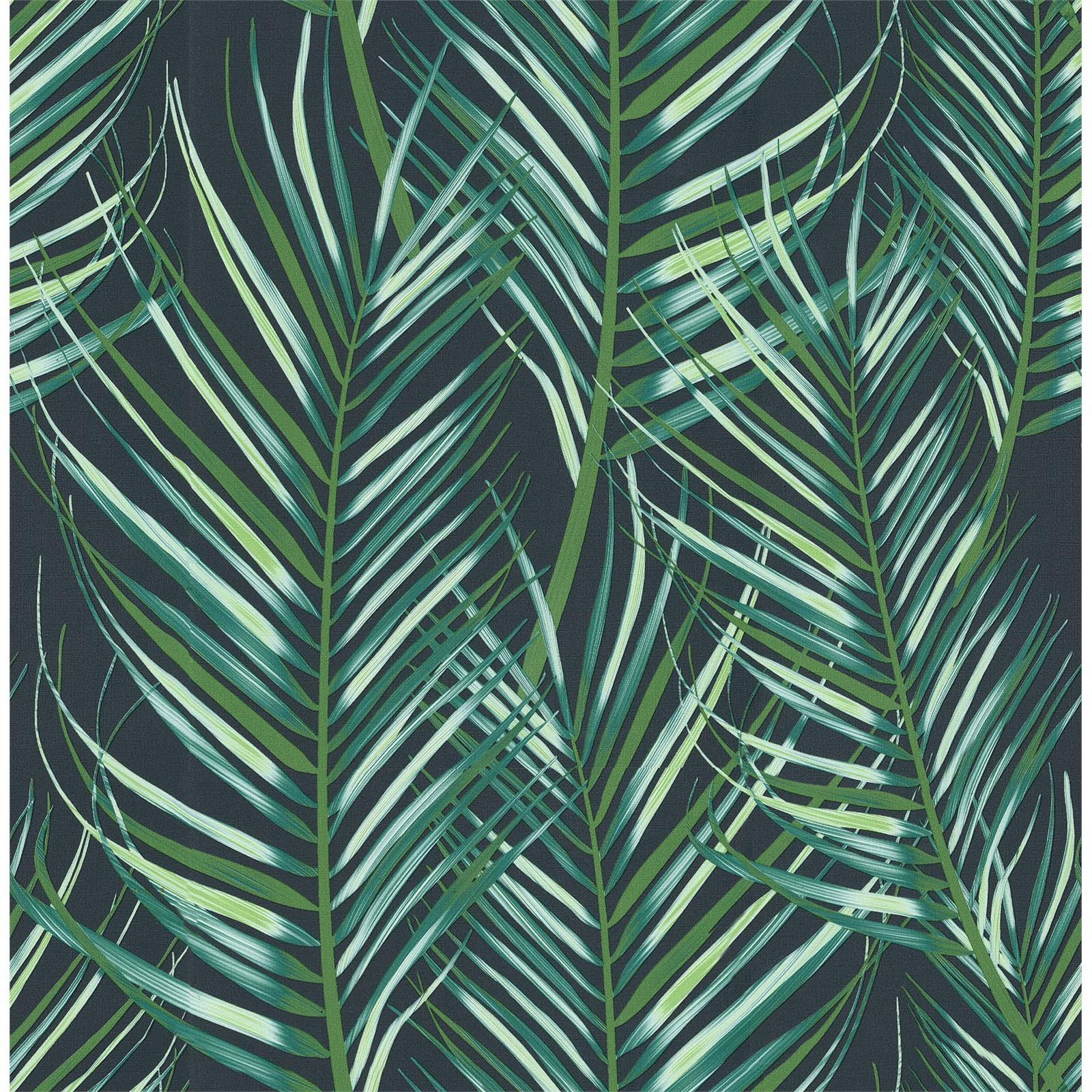 Superfresco Easy 52cm X 10m Green Palm Leaves Wallpaper Bunnings Australia