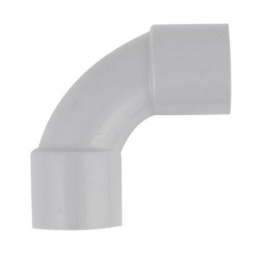 Deta 20mm Grey Conduit Fittings Elbow