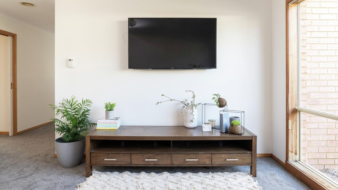 DIY Advice Image - How to install a TV wall mount . G Drive blob storage upload.