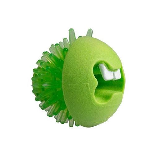 Rogz Fred Dog Treat Ball Lime