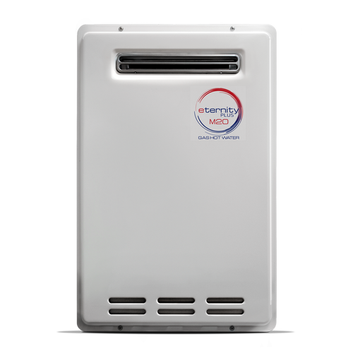 Chromagen Eternity Plus 20L Continuous Flow Hot Water Heater - Natural Gas