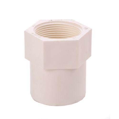 Marley 80mm White Pressure Faucet Socket
