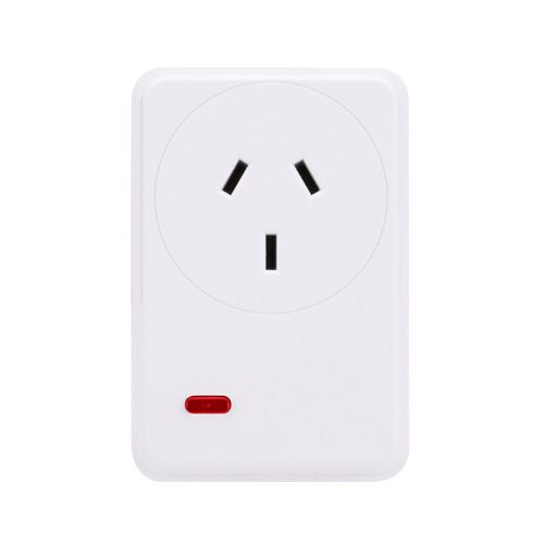 Yale Wireless Power Switch with Repeater Meter