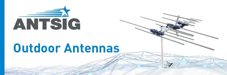 Antsig outdoor antennas