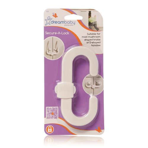 Dreambaby Child Safety Secure-A-Lock Cabinet Safety Lock