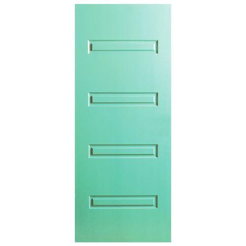Hume Doors & Timber 2040 x 820 x 40mm Duracote Vaucluse Entrance Door