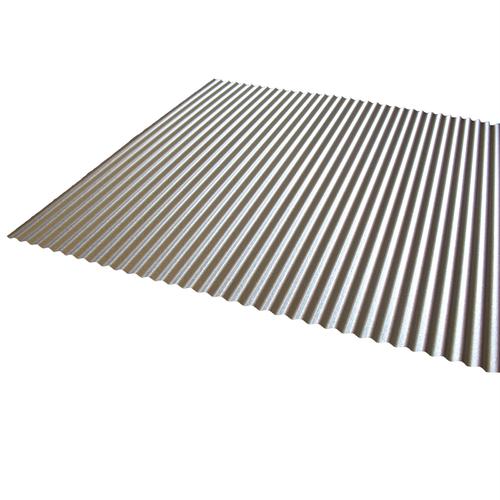 Fielders 1000 x 840 x 6mm Surfmist Mini Flute Steel Sheet