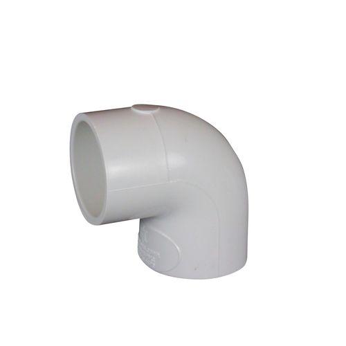 Holman 25mm 90° White PVC Elbow