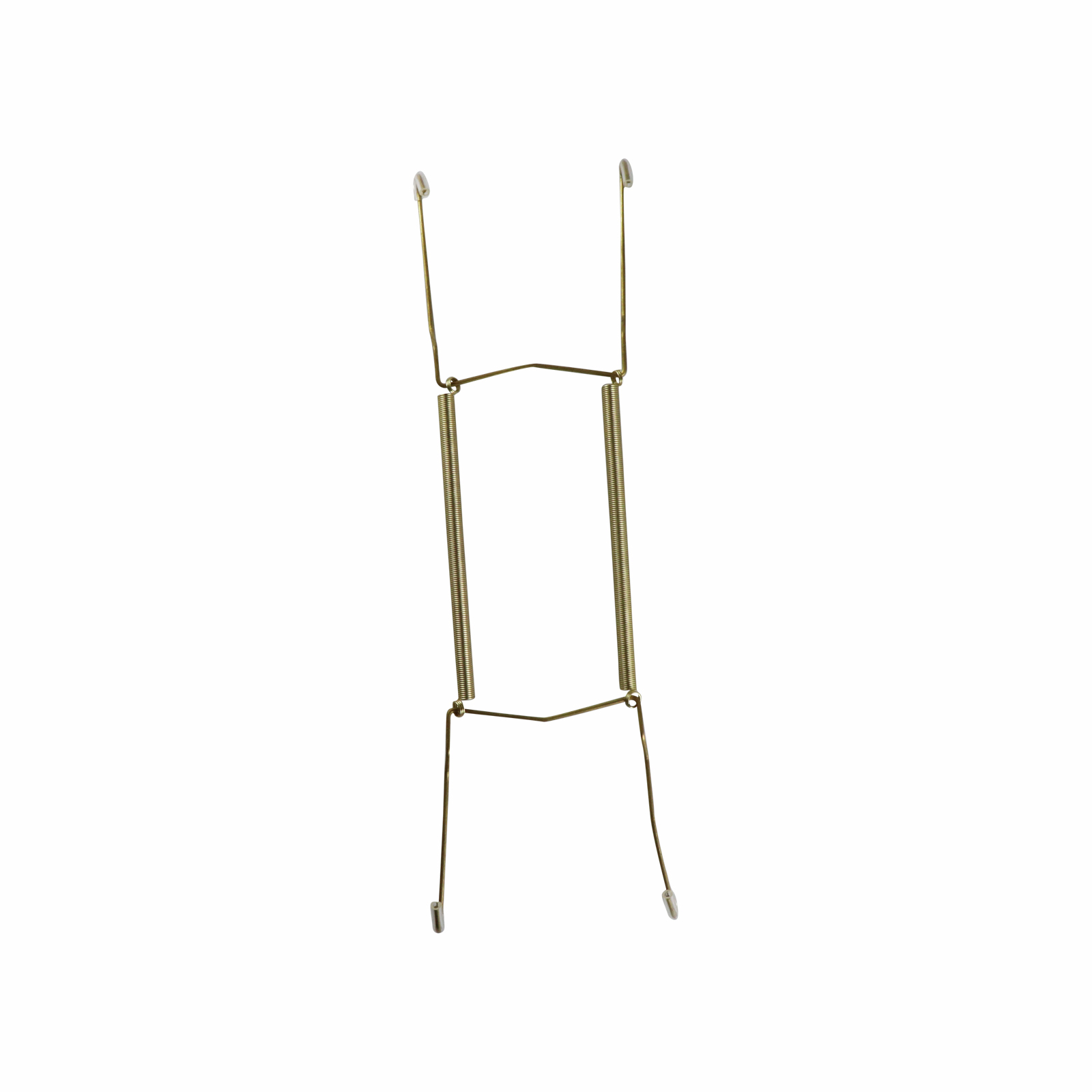 Everhang 25 - 36cm Brass Plated Hanging Plate Wires