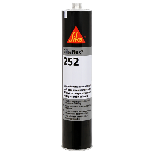 Sika 300ml White Sikaflex-252 Polyurethane Adhesive