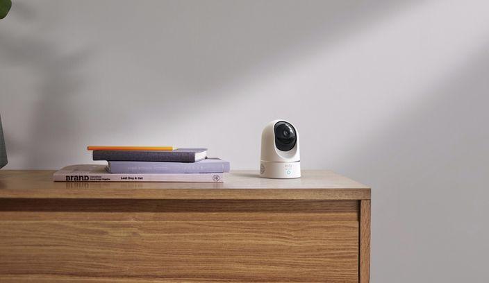 Eufy 2K Pan and Tilt Indoor Camera