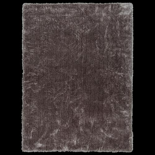 Ritz 500 x 800mm Grey Plush Rug