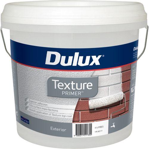 Dulux 4L Texture Paint Primer