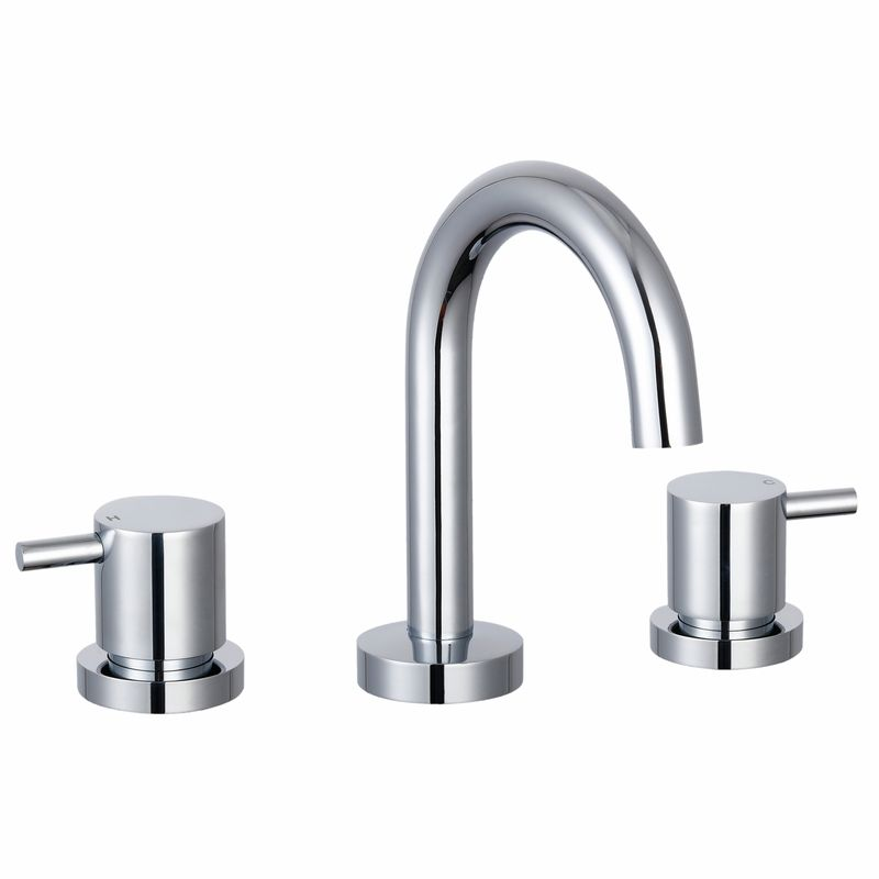 Resonance Pin Lever Basin Set