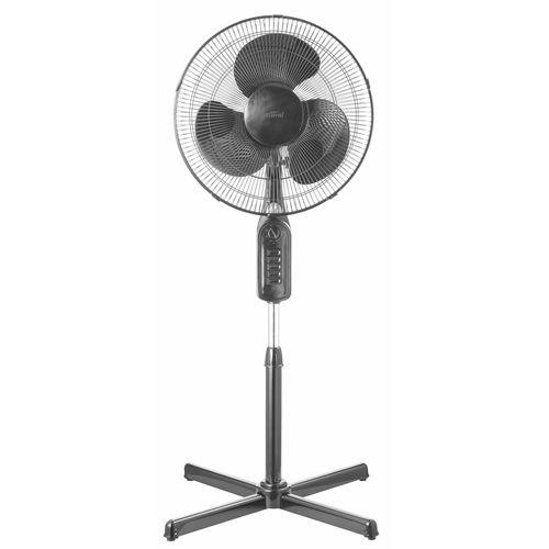 Mistral 40cm Black Pedestal Fan