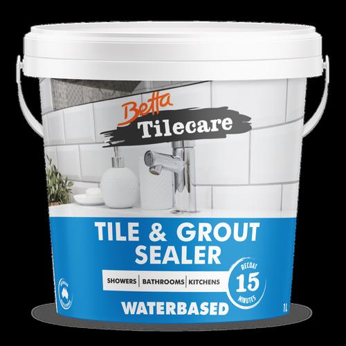 Betta TileCare 1L Tile & Grout Sealer