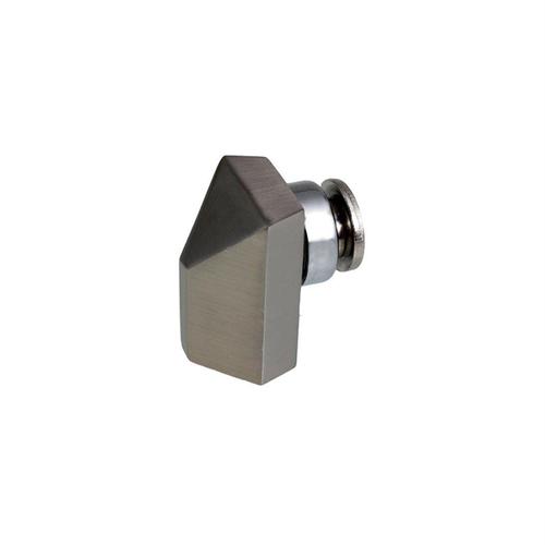 Adoored Satin Chrome Triangle Magnetic Door Stop