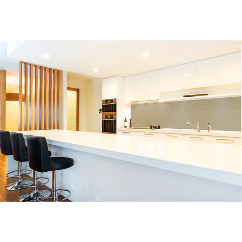 Bellessi 730 x 595 x 5mm Glass Filler Panel - Sandstone