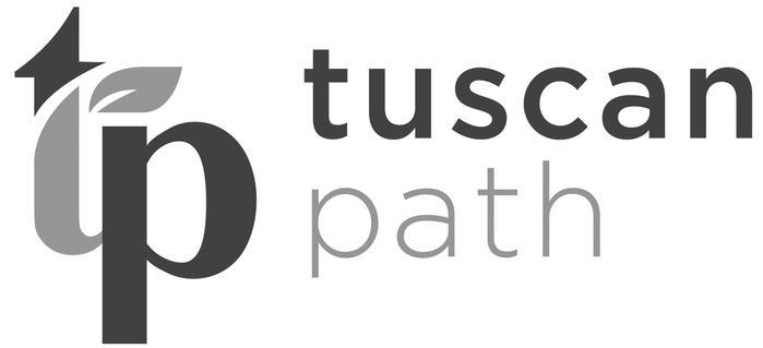 Tuscan Path logo.