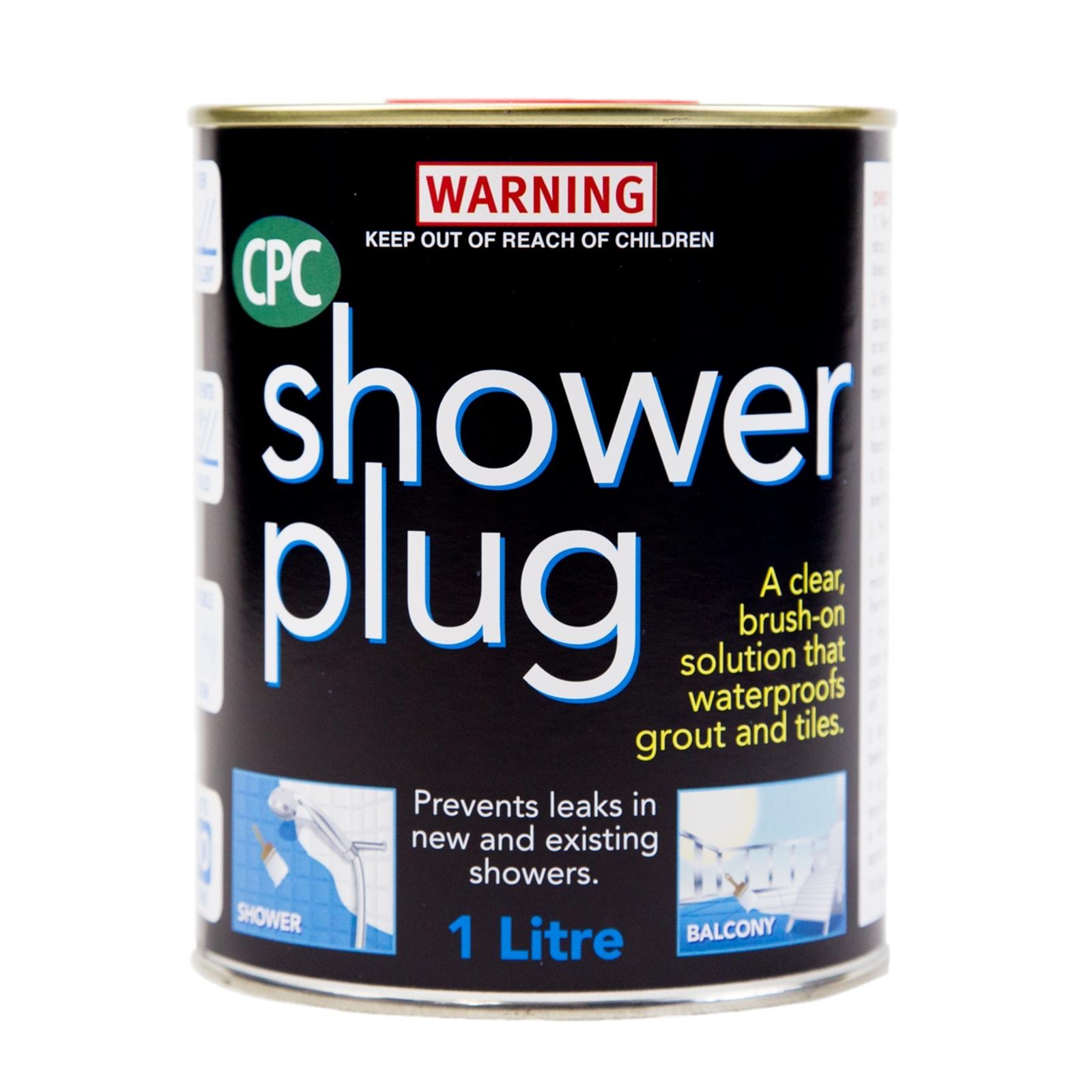 CPC 1L Shower Plug Sealant