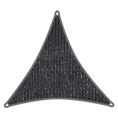 Coolaroo 6.5m Graphite Triangle Commercial Grade Shade Sail