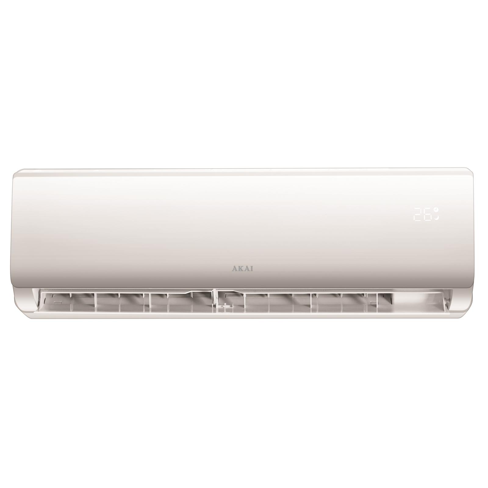 Akai 2.5kW / 2.6kW Reverse Cycle Inverter Split System Air Conditioner