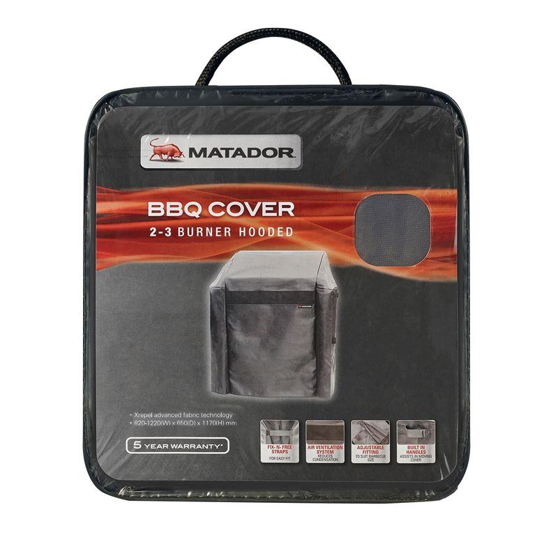 2-3 Burner Xrepel BBQ Cover