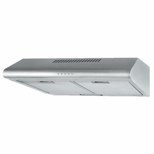 Bellini 60cm Stainless Steel Slimline Rangehood