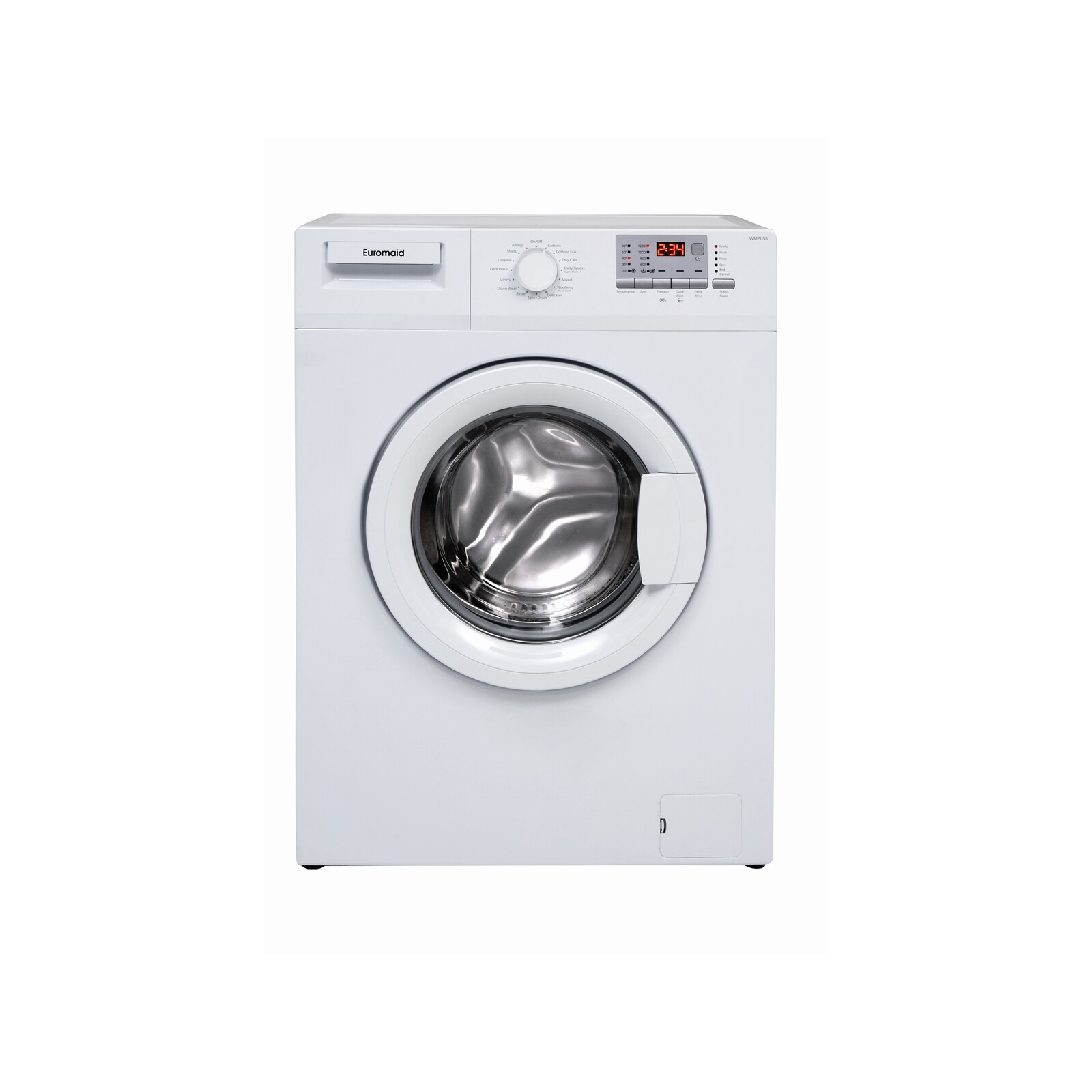Euromaid - 5.5kg Front Load Washer  WMFL55