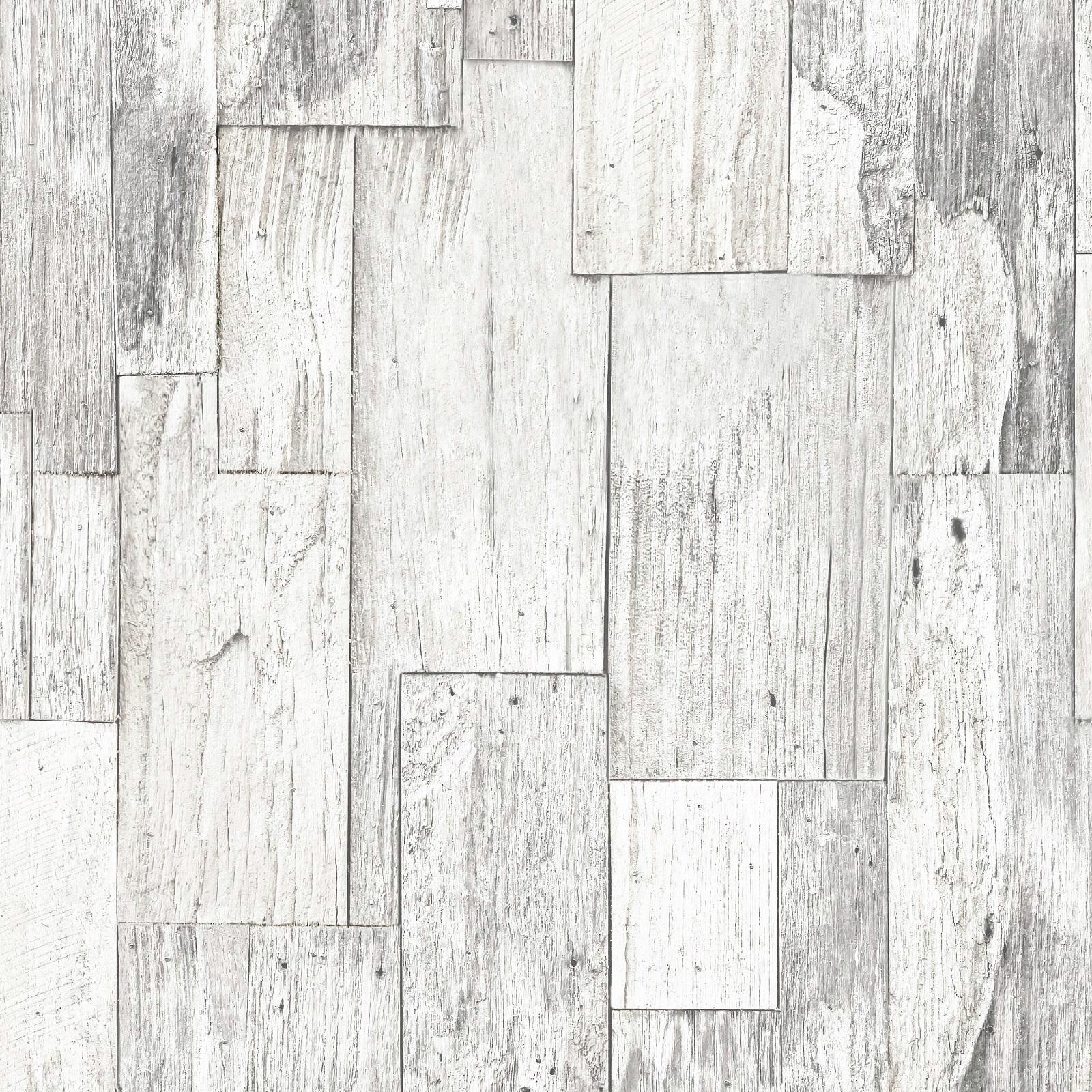 Superfresco Easy 52cm X 10m Shiplap Wood Wallpaper