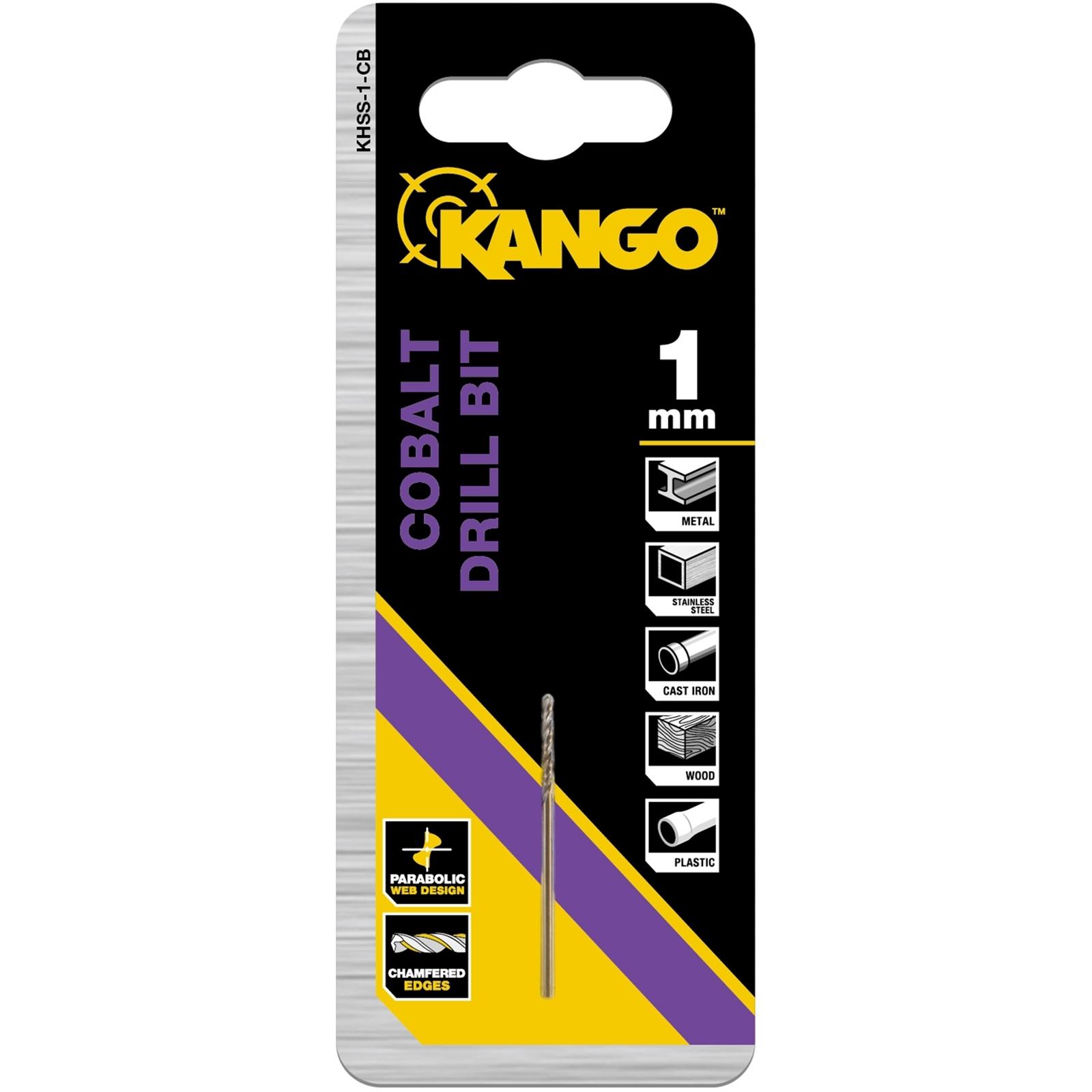 Kango 1mm Cobalt Drill Bit