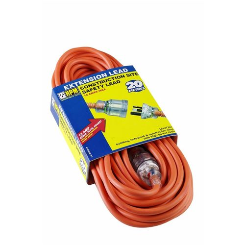 HPM 20m 15 Amp Extra Heavy Duty Extension Lead